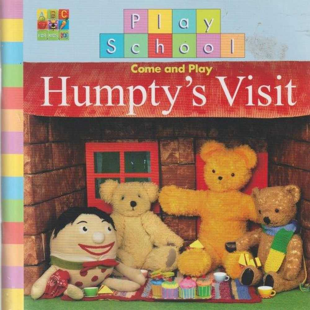 Humpty's Visit, Play School