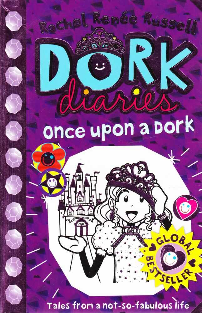 Dork Diaries: Once Upon A Dork, Rachel Renee Russell