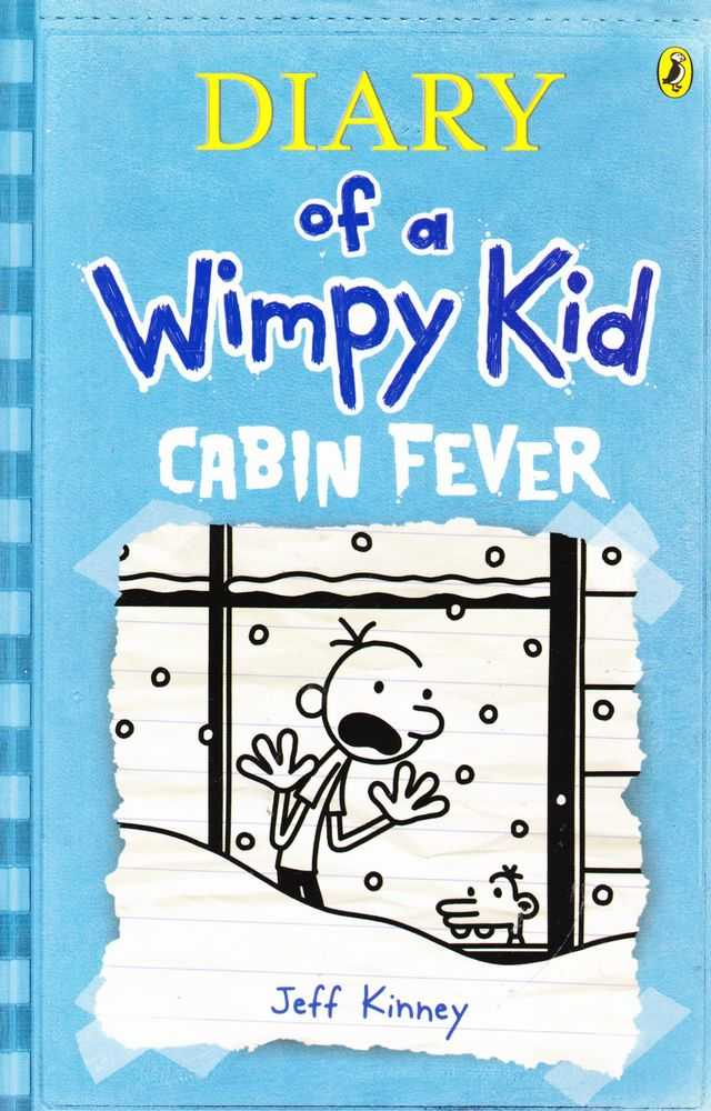 Diary Of A Wimpy Kid Cabin Fever, Jeff Kinney
