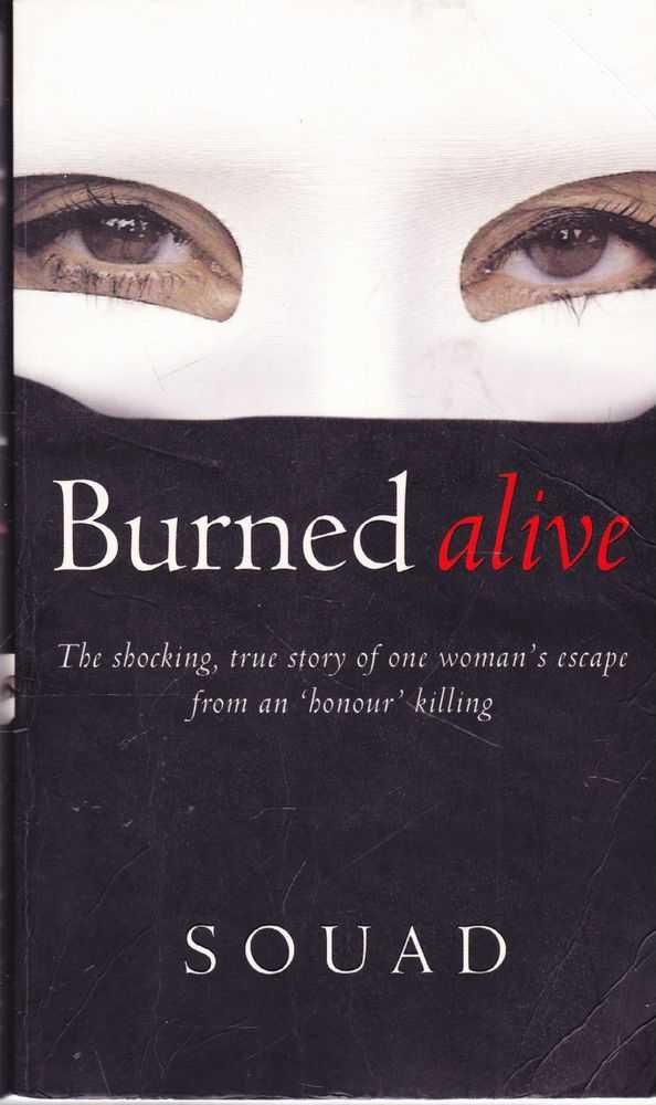 Burned Alive, Souad