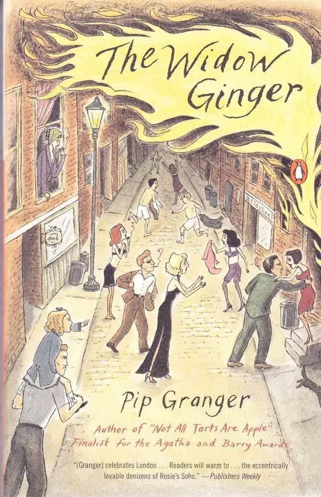 The Widow Granger, Pip Granger