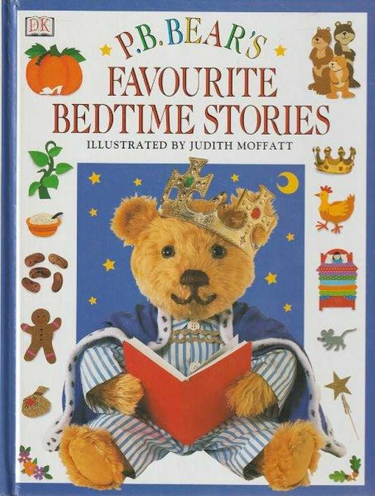 P.B. Bear's Favourite Bedtime Stories, Fiona Munro