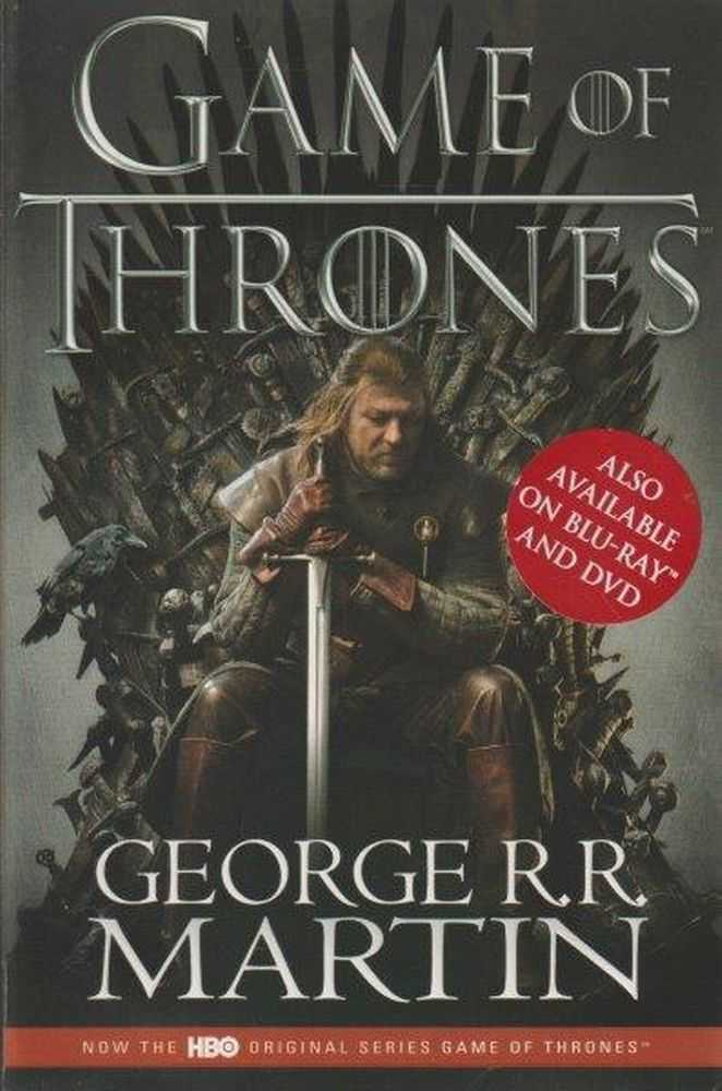 Game Of Thrones - Book One: A Song Of Ice And Fire, George R.R. Martin
