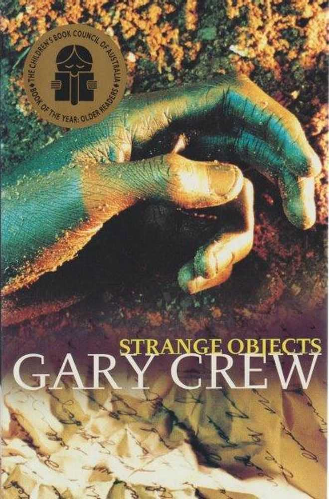 Strange Objects, Gary Crew ]Signed Copy]