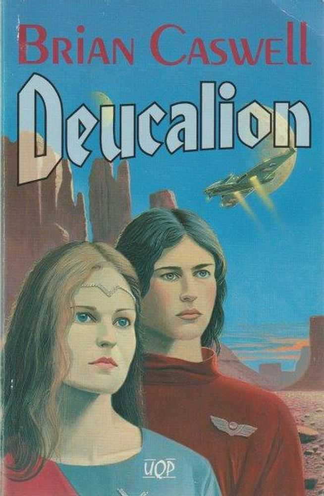 Deucalion, Brian Caswell