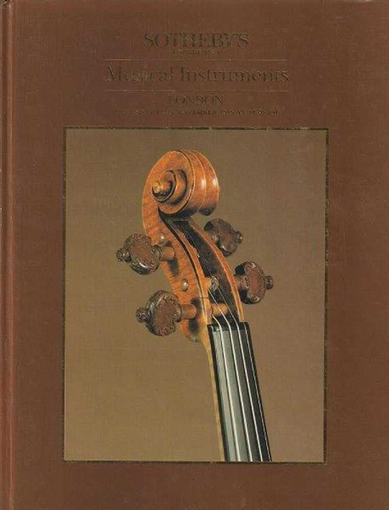 Sotheby's Musical Instruments, Sotheby's