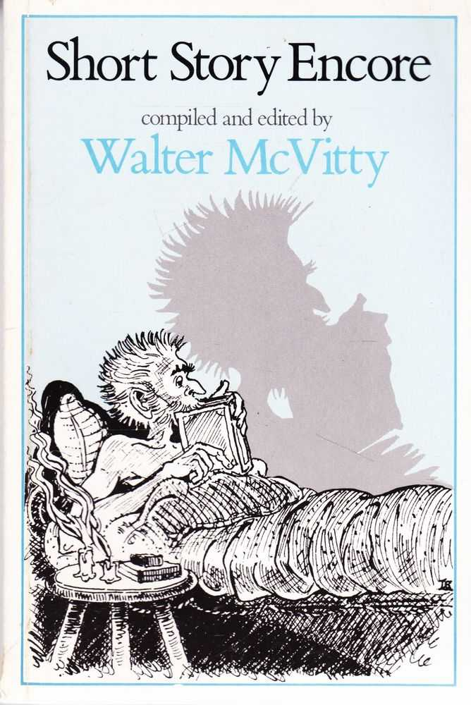 Short Story Encore, Walter McVitty [Compiled and Edited]