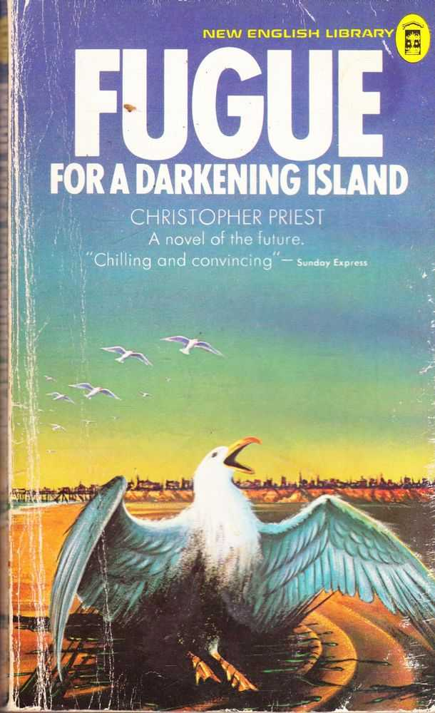 For A Darkening Island, Christopher Priest