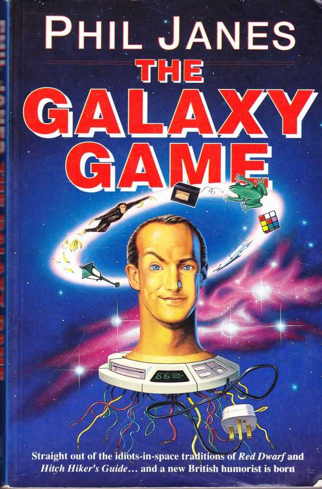 The Galaxy Game, Phil James
