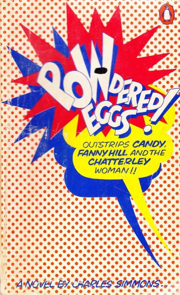Powdered Eggs, Charles Simmons