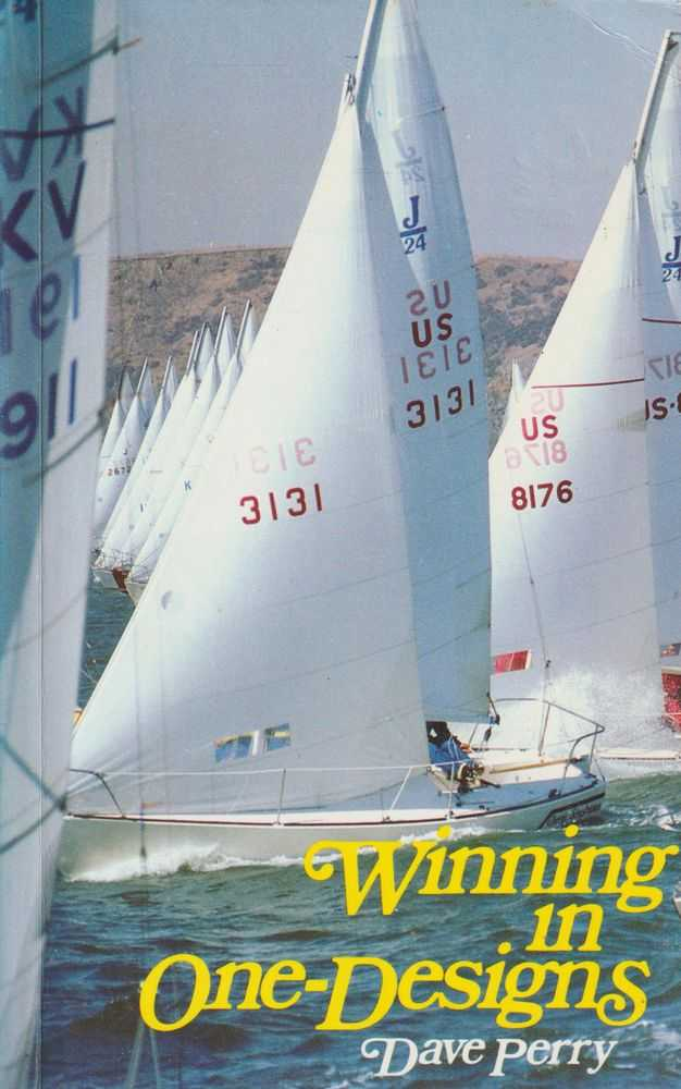Winning In One-Designs, Dave Perry