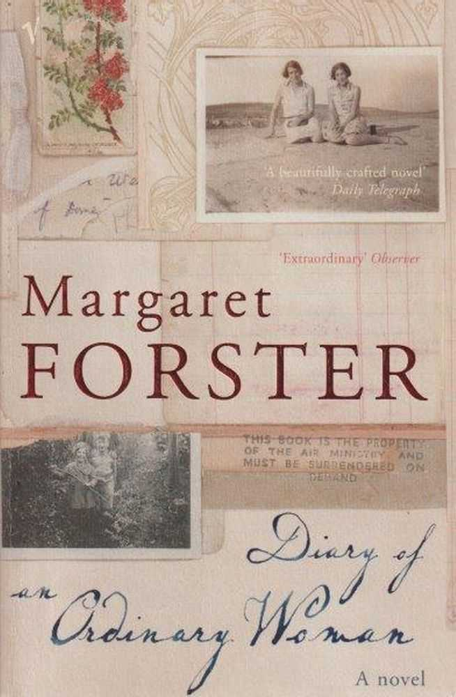 Diary Of An Ordinary Woman, Margaret Forster