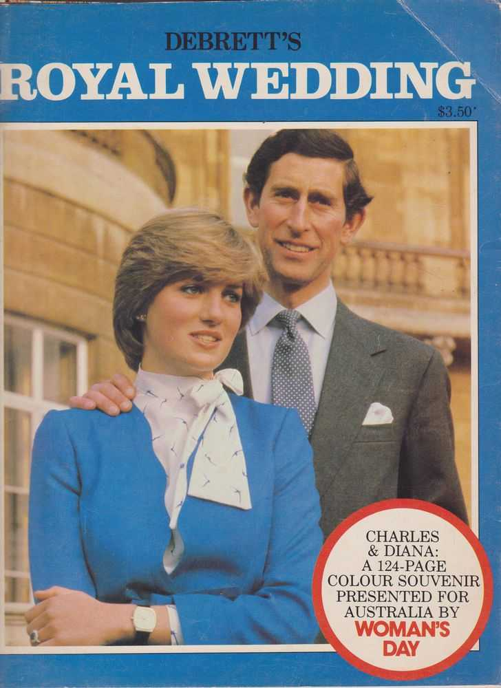 Debrett's Royal Wedding: Charles & Diana, Hugo Vickers
