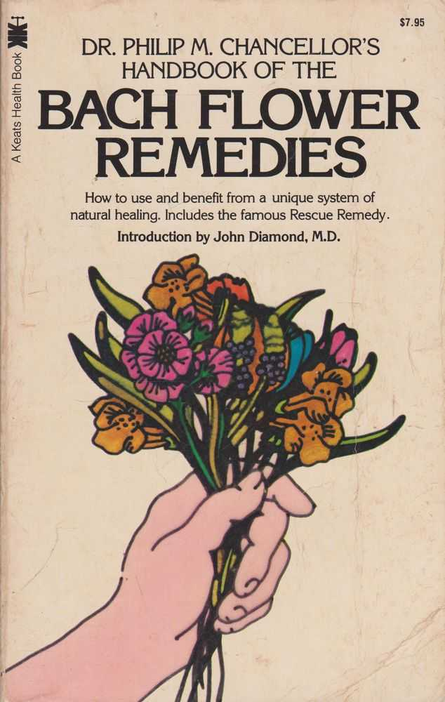 Dr Philip M. Chancellor's Handbook of the Bach Flower Remedies, Dr Philip M. Chancellor