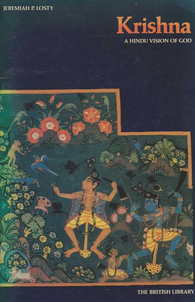 Krishna: A Hindu Vision of God, Jeremiah P. Losty