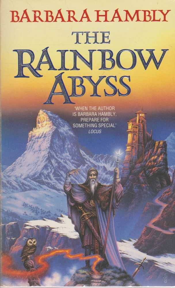 The Rainbow Abyss, Barbara Hambly