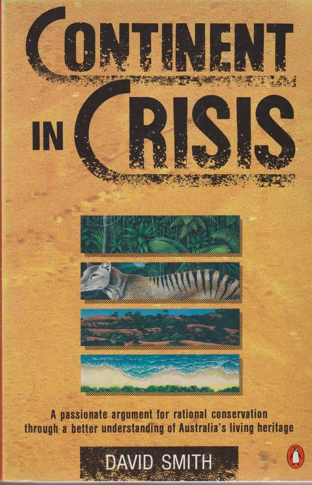 Continent in Crisis, David Smith