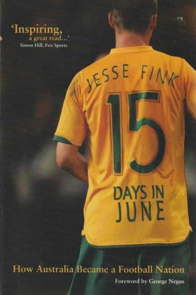 15 Days In June, Jesse Fink