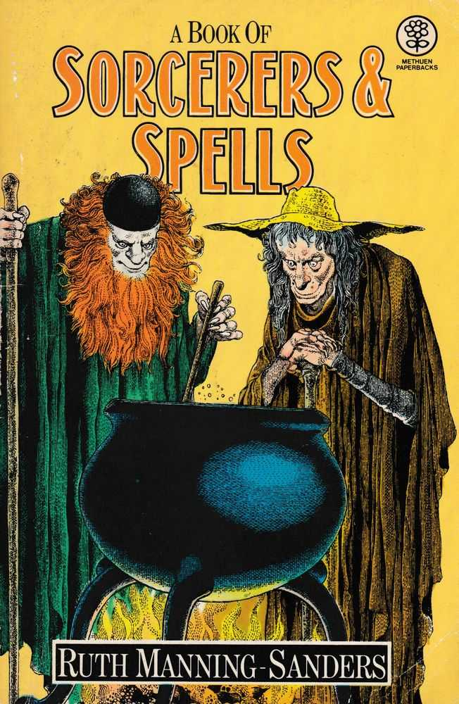 A Book of Sorcerers and Spells, Rut Manning-Sanders