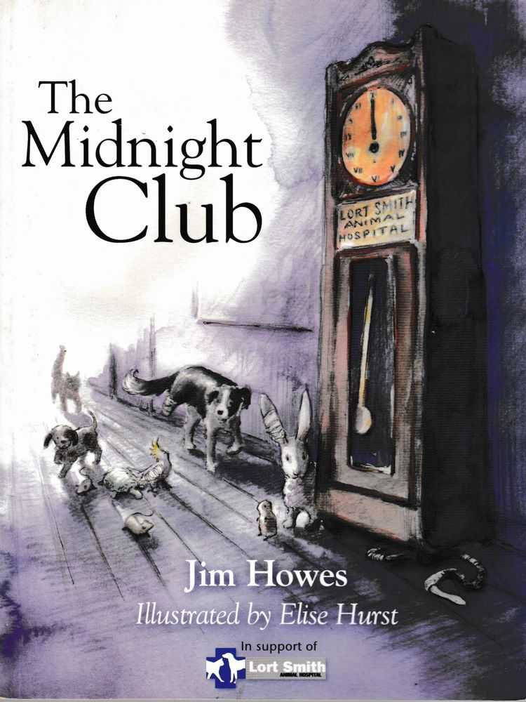 The Midnight Club, Jim Howes