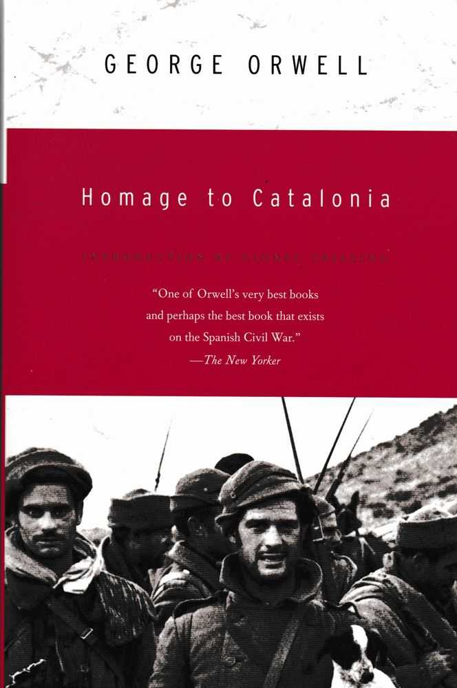 Homage to Catalonia, George Orwell