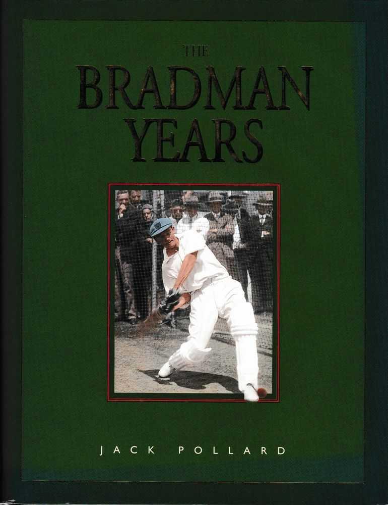 The Bradman Years, Jack Pollard
