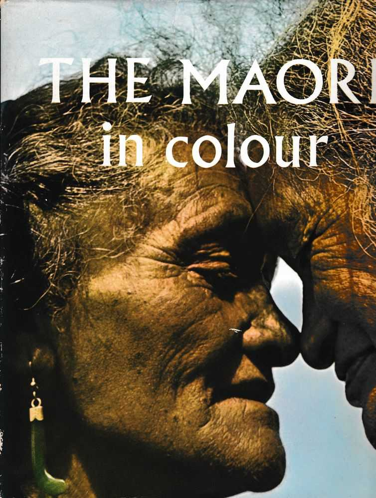 The Maori in Colour, Harry Dansey [Text]