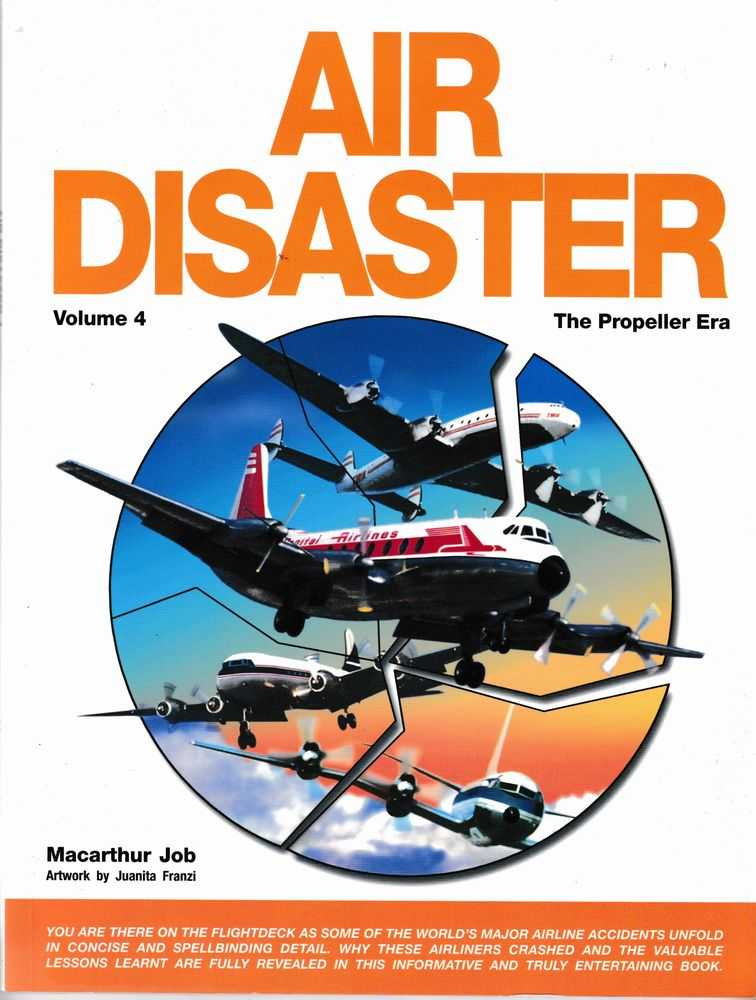Air Disaster Volume 4: The Propeller Era, Macarthur Job