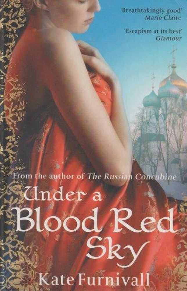 Under A Blood Red Sky, Kate Furnivall