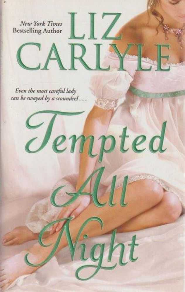 Tempted All Night, Liz Carlyle