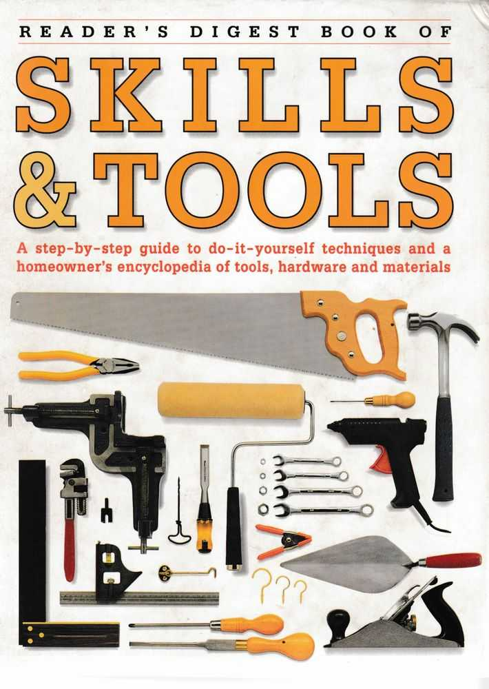 Reader's Digest Book of Skills & Tools, Reader's Digest
