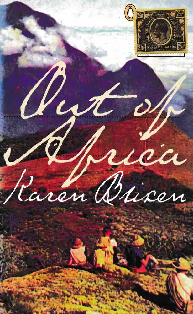 Out Of Africa, Karen Blixen