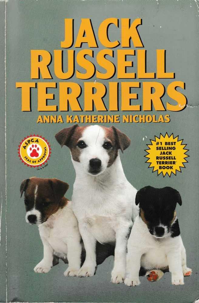 Jack Russell Terriers, Anna Katherine Nicholas