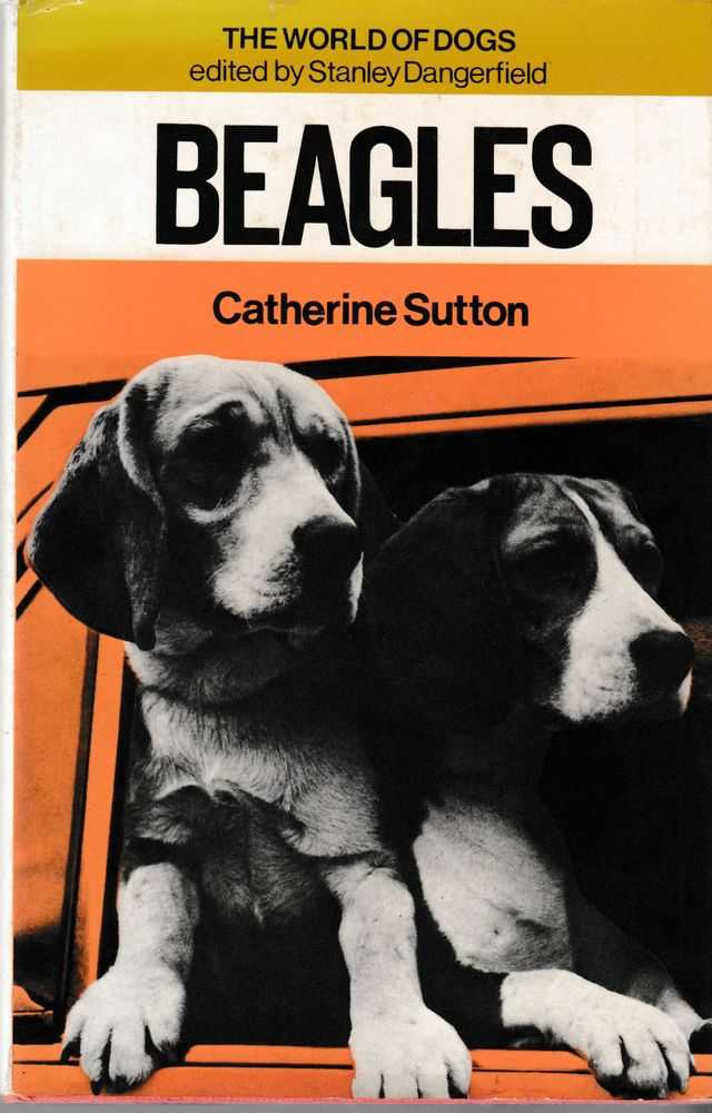 Beagles [The World of Dogs], Catherine Sutton
