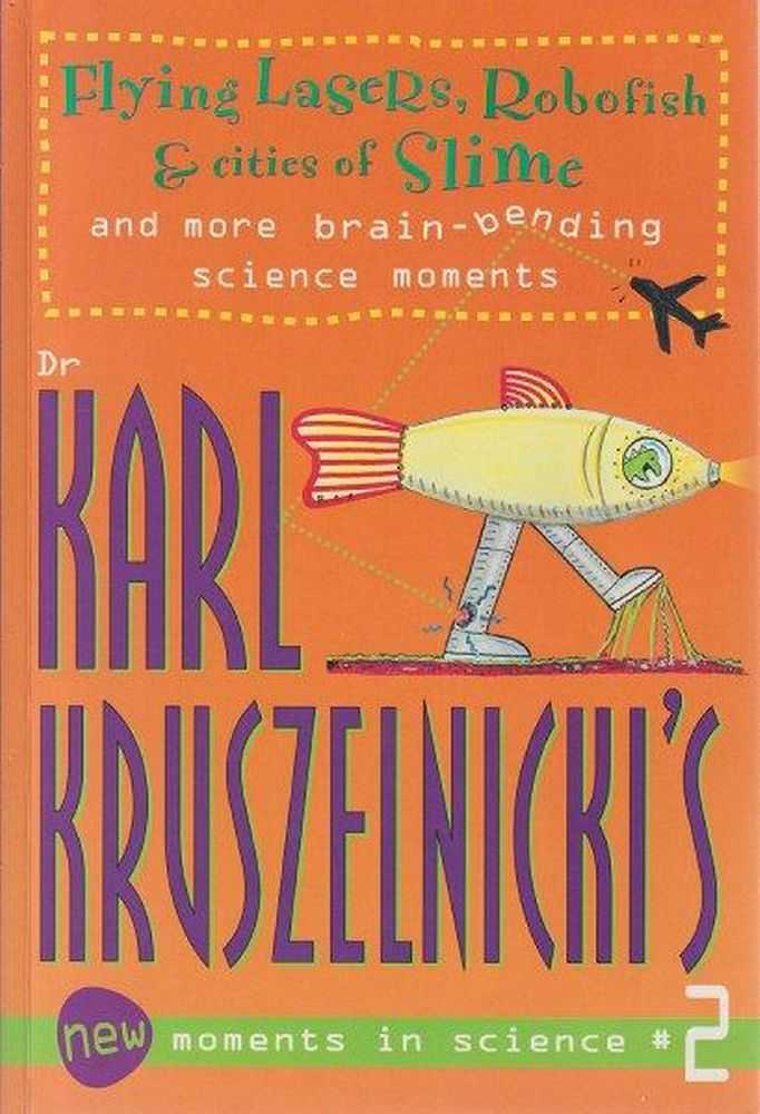 New Moments In Science #2, Karl Kruszelnicki