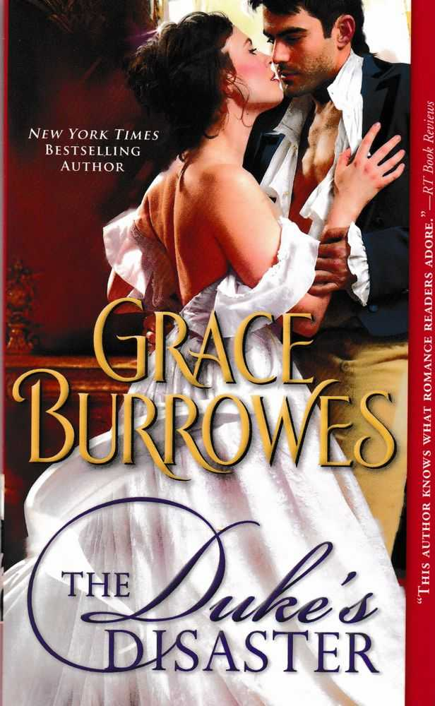 The Duke's Disaster, Grace Burrows