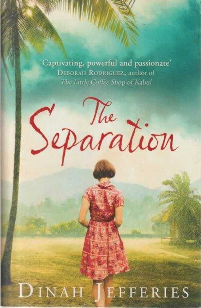The Separation, Dinah Jefferies