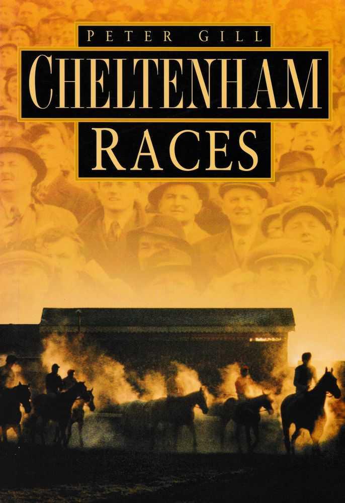Cheltenham Races, Peter Gill