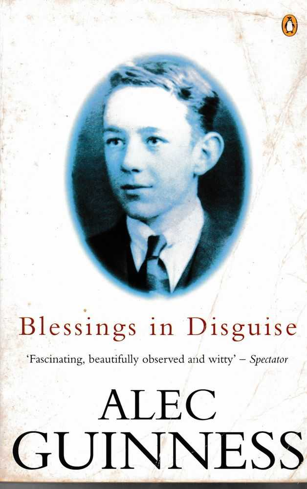 Blessings In Diguise, Alex Guiness