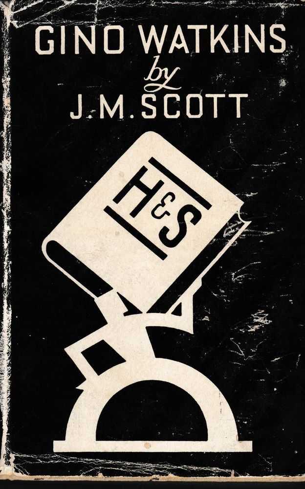 Gino Watkins, J. M. Scott