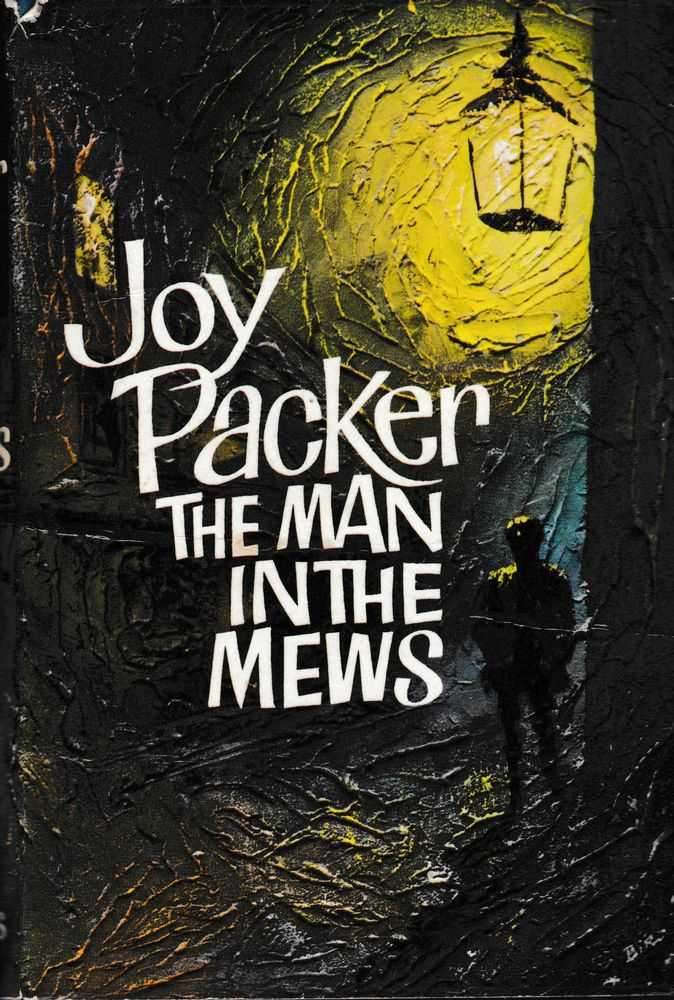 The Man In The Mews, Joy Packer