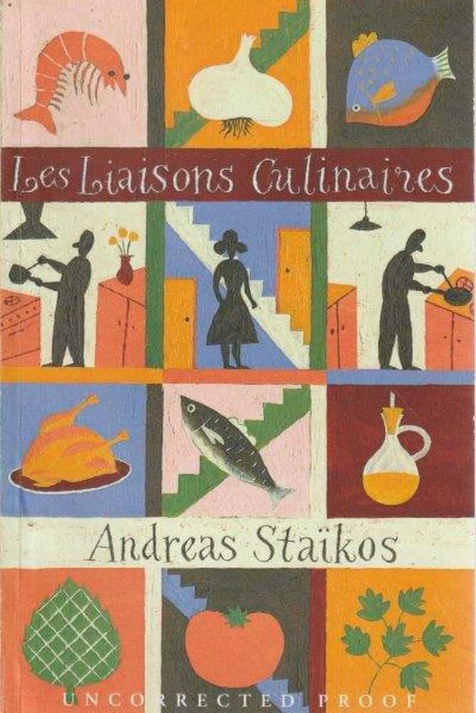 Les Liaisons Culinaires, Andreas Staikos