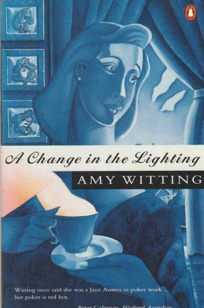 A Change In The Lighting, Amy Witting