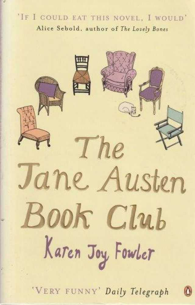 The Jane Austen Book Club, Karen Joy Fowler