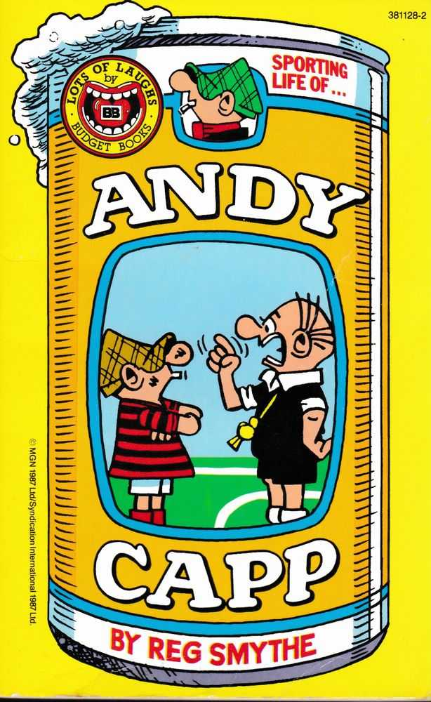 Sporting Life of Andy Capp, Reg Smythe