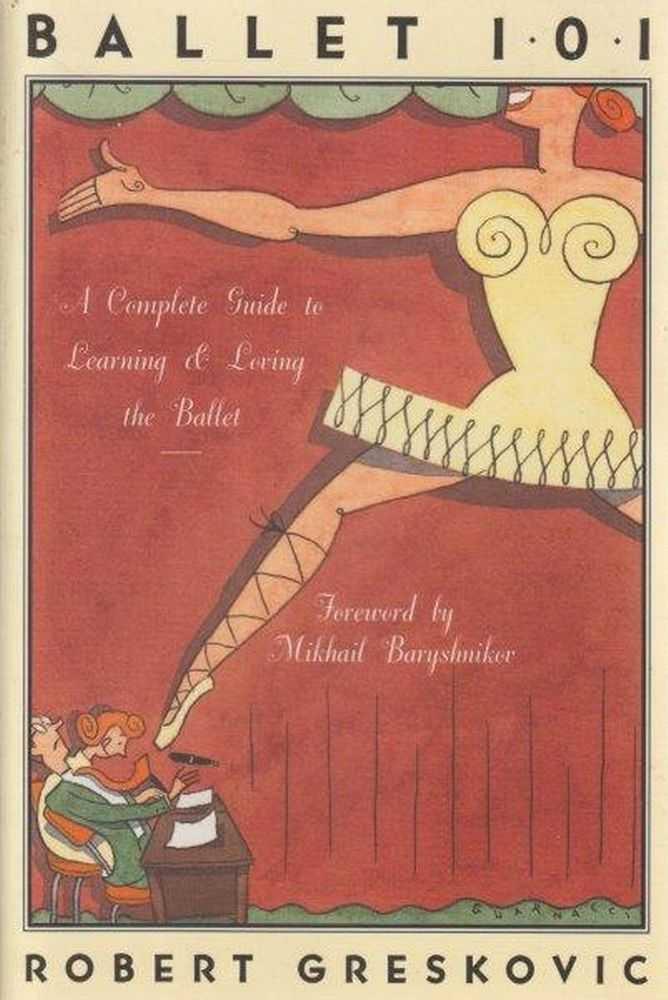 Ballet 101, Robert Greskvic