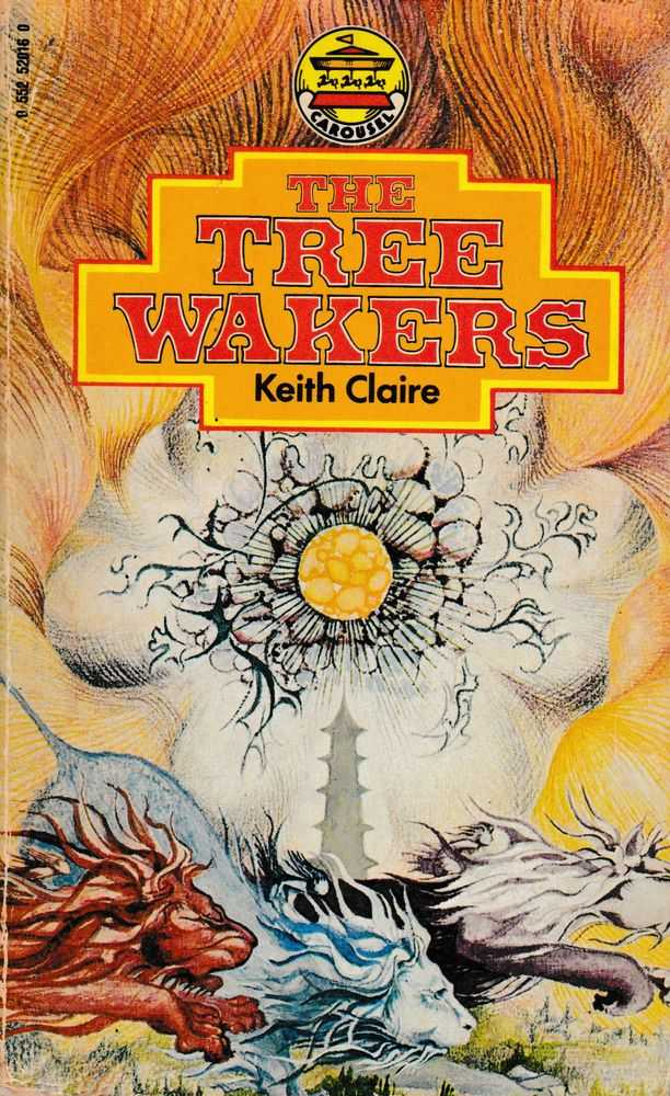 The Three Wakers, Keith Claire