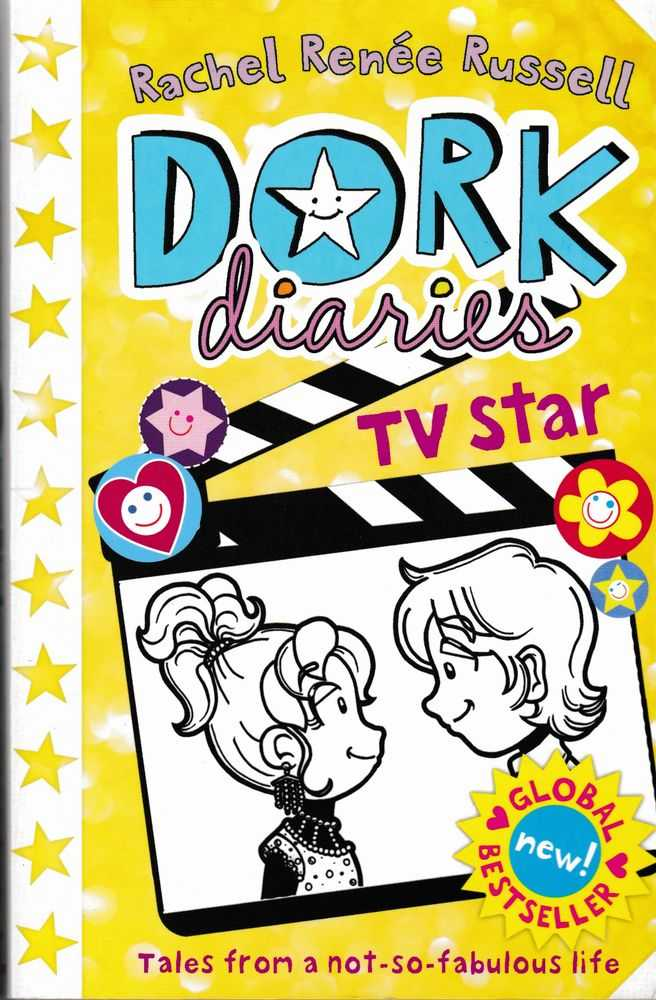 Dork Diaries: TV Star, Rachel Renee Russell