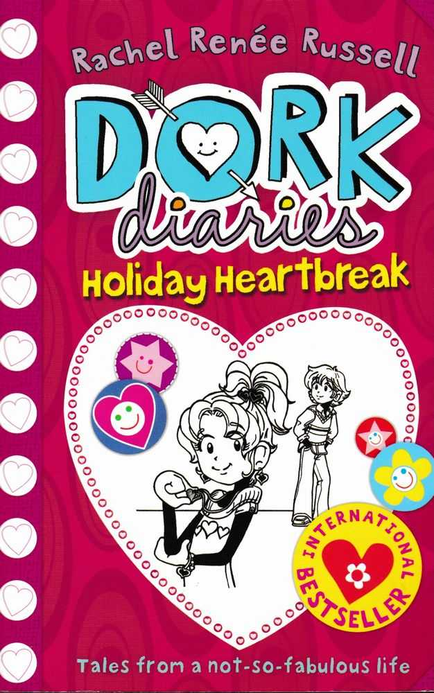Dork Diaries: Holiday Heartbreak, Rachel Renee Russell