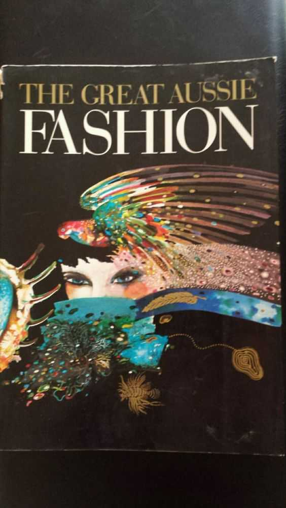 The Great Aussie Fashion: Australian Fashion Designers 1984-1985, Elina Mackay